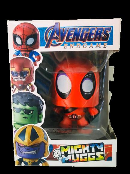 Pop Deadpool: Vira Cabeça - Marvel