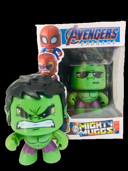 Pop Hulk: Vira Cabeça - Marvel