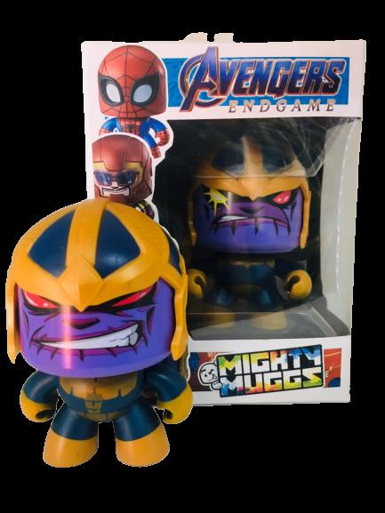 Pop Thanos: Vira Cabeça - Marvel