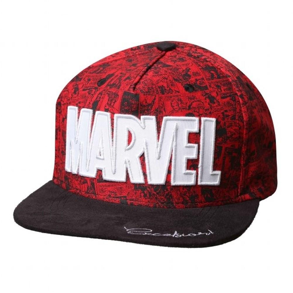 Boné Bordado Original Marvel Excelsior