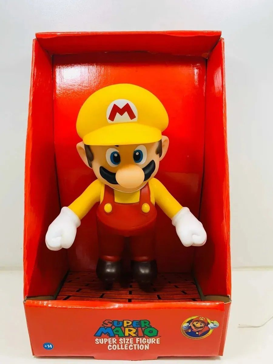 Boneco Super Size: Super Mario Collection - Mario Maker