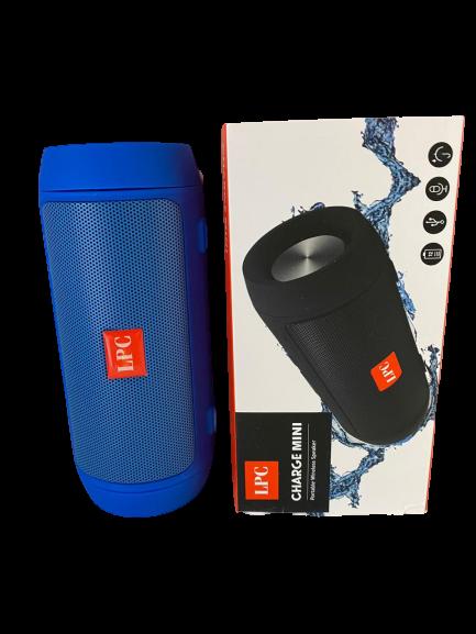 Caixa De Som Charge 3 Mini Azul - LPC