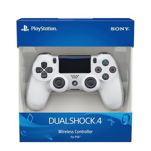 Controle Dualshock 4 Branco Glacial - PS4