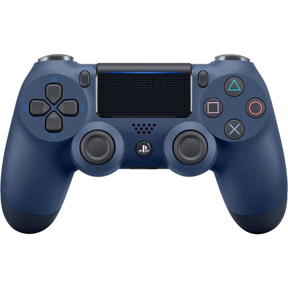 Controle para PS4 sem Fio Dualshock 4 Sony - Midnight Blue