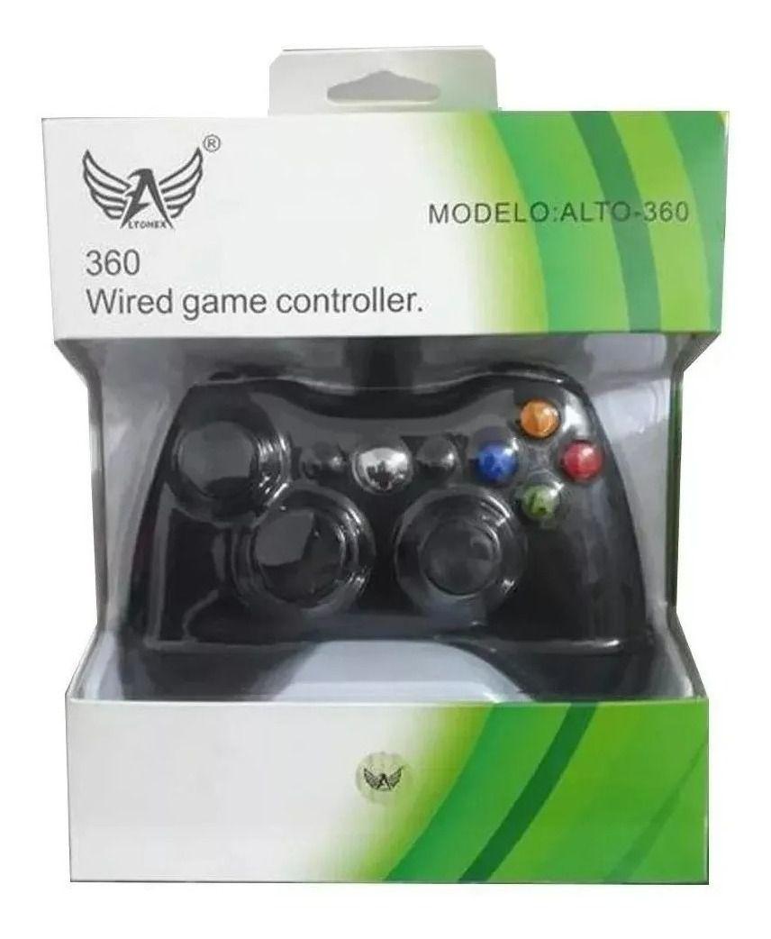 Controle Sem Fio  Xbox 360 -