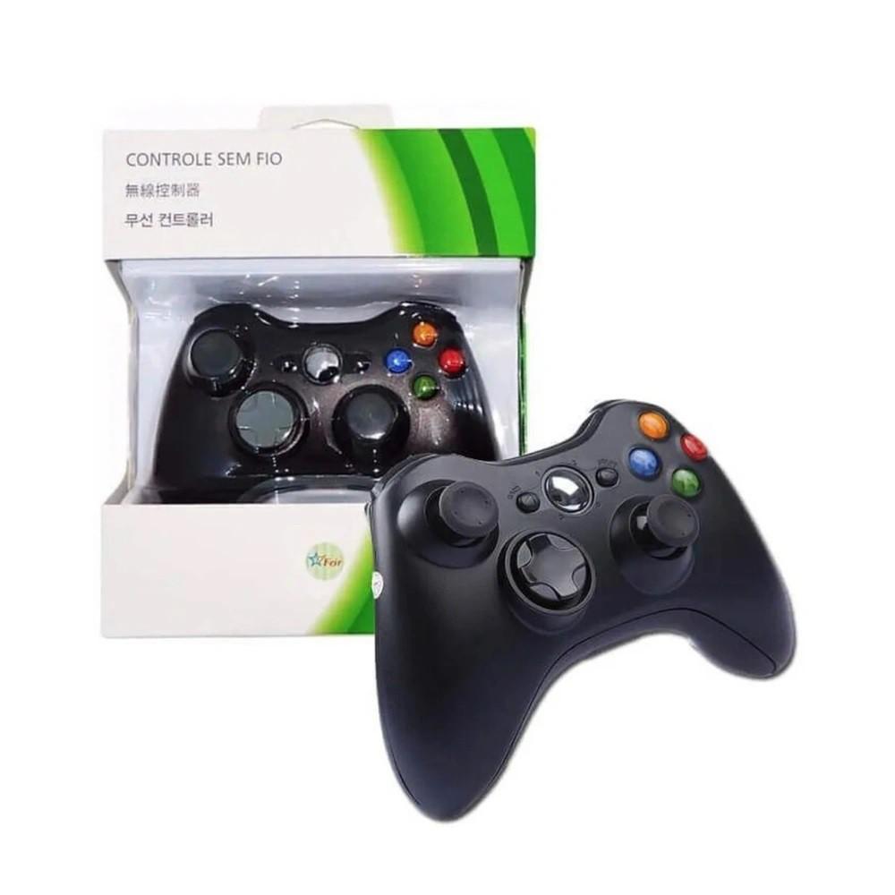 Controle Xbox 360 com fio - Feir