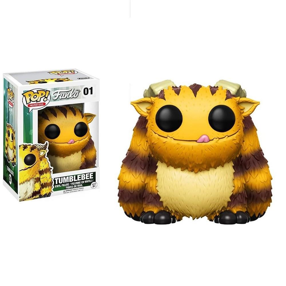 Funko Pop 01 Tumblebee