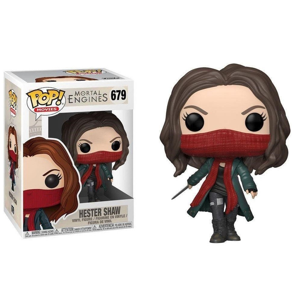 Funko Pop 679 Mortal Engines Hester Shaw