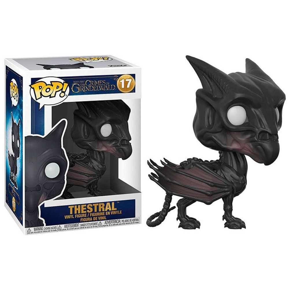 Funko Pop 17 The Crimes of Grindelwald Thestral