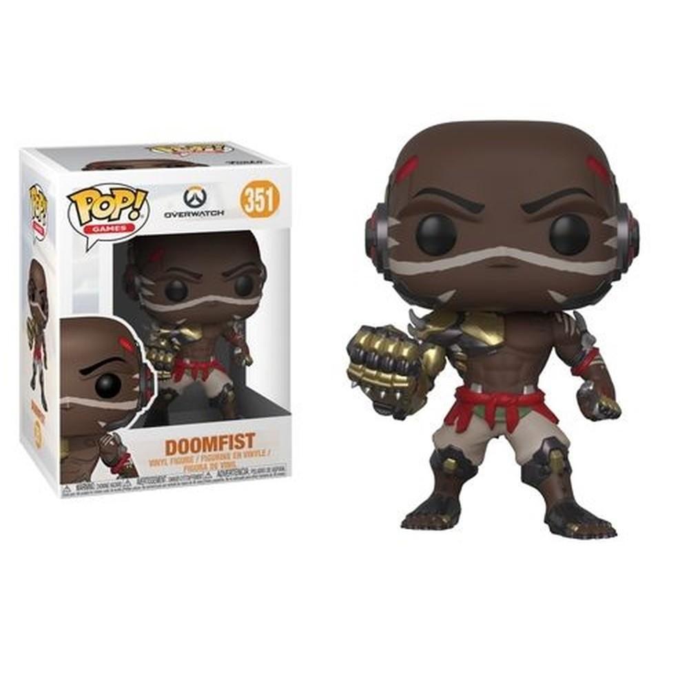 Funko Pop 351 Overwatch Doomfist