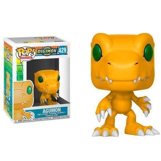 Funko Pop 429 Digimon Agumon