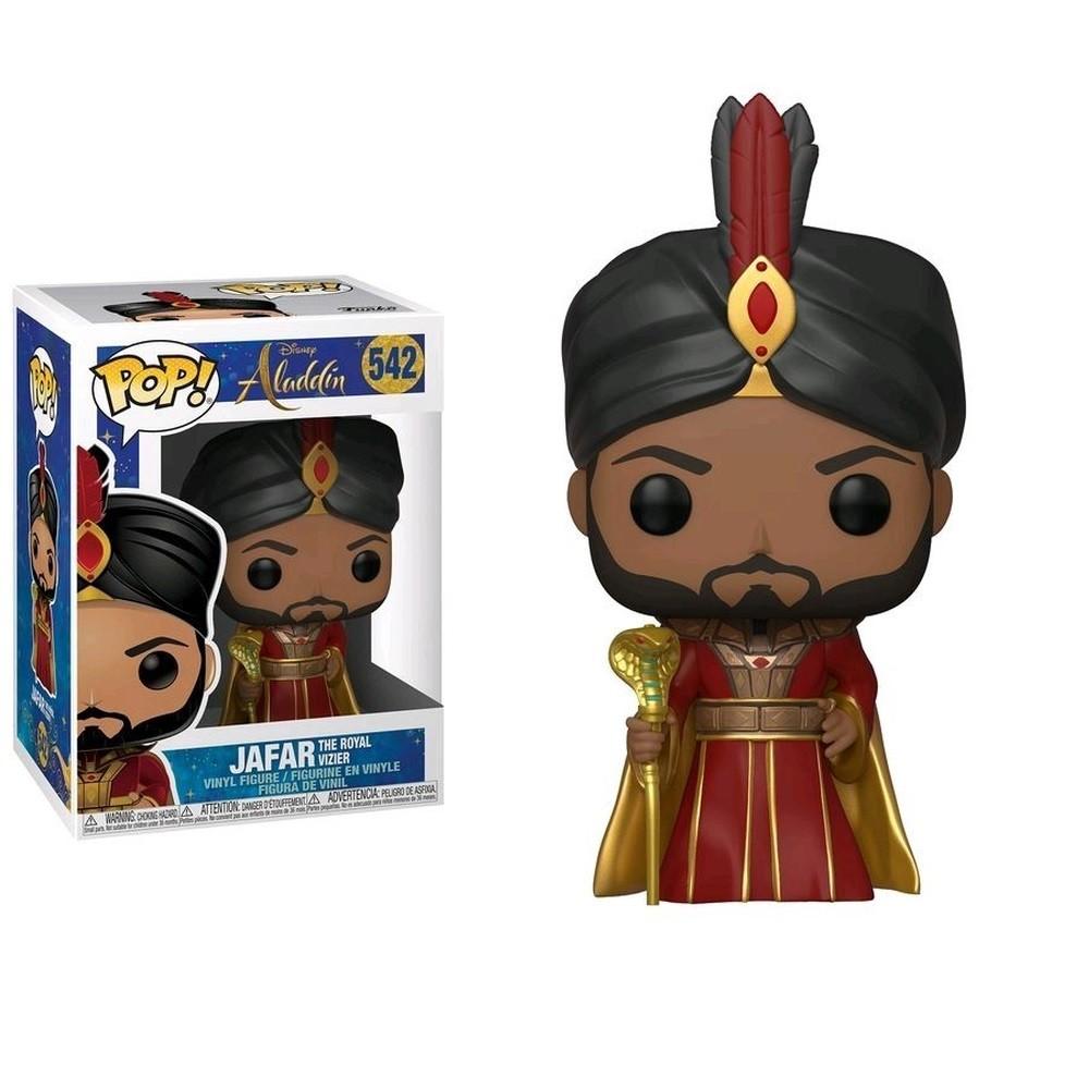 Funko Pop 542 Aladdin Jafar