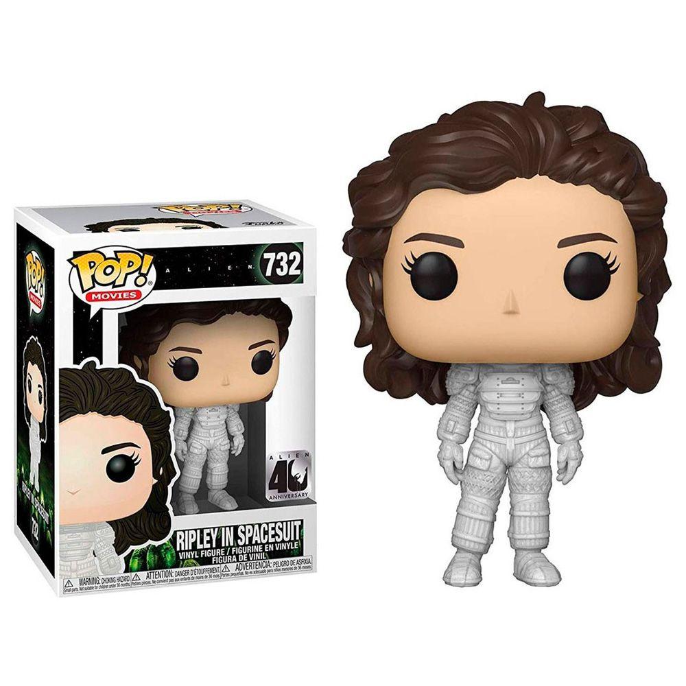 Funko Pop 732 Alien Ripley in Spacesuit