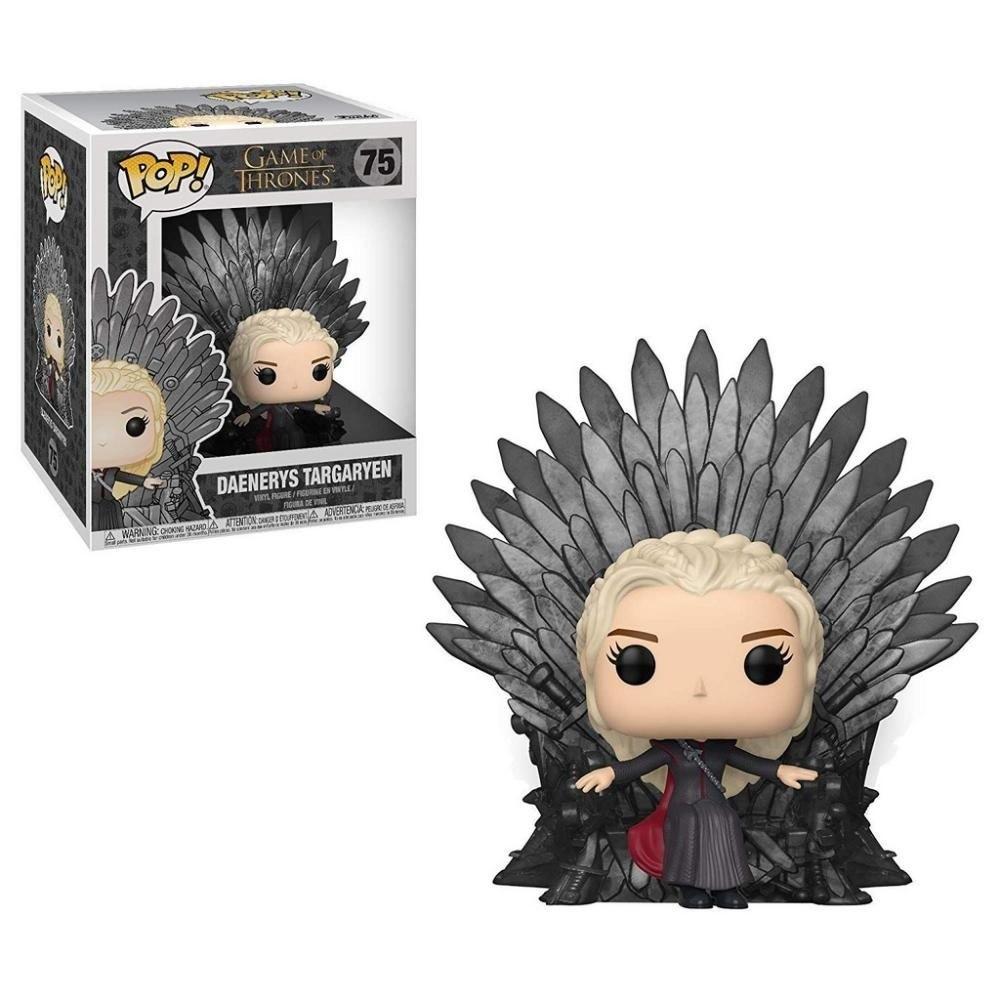 Funko Pop 75 Game of Thrones Daenerys Sitting on Throne
