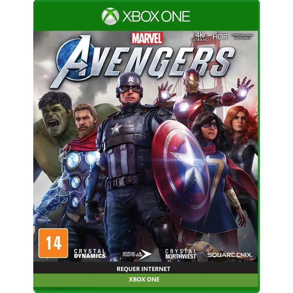 Game Marvel Avengers - Xbox One