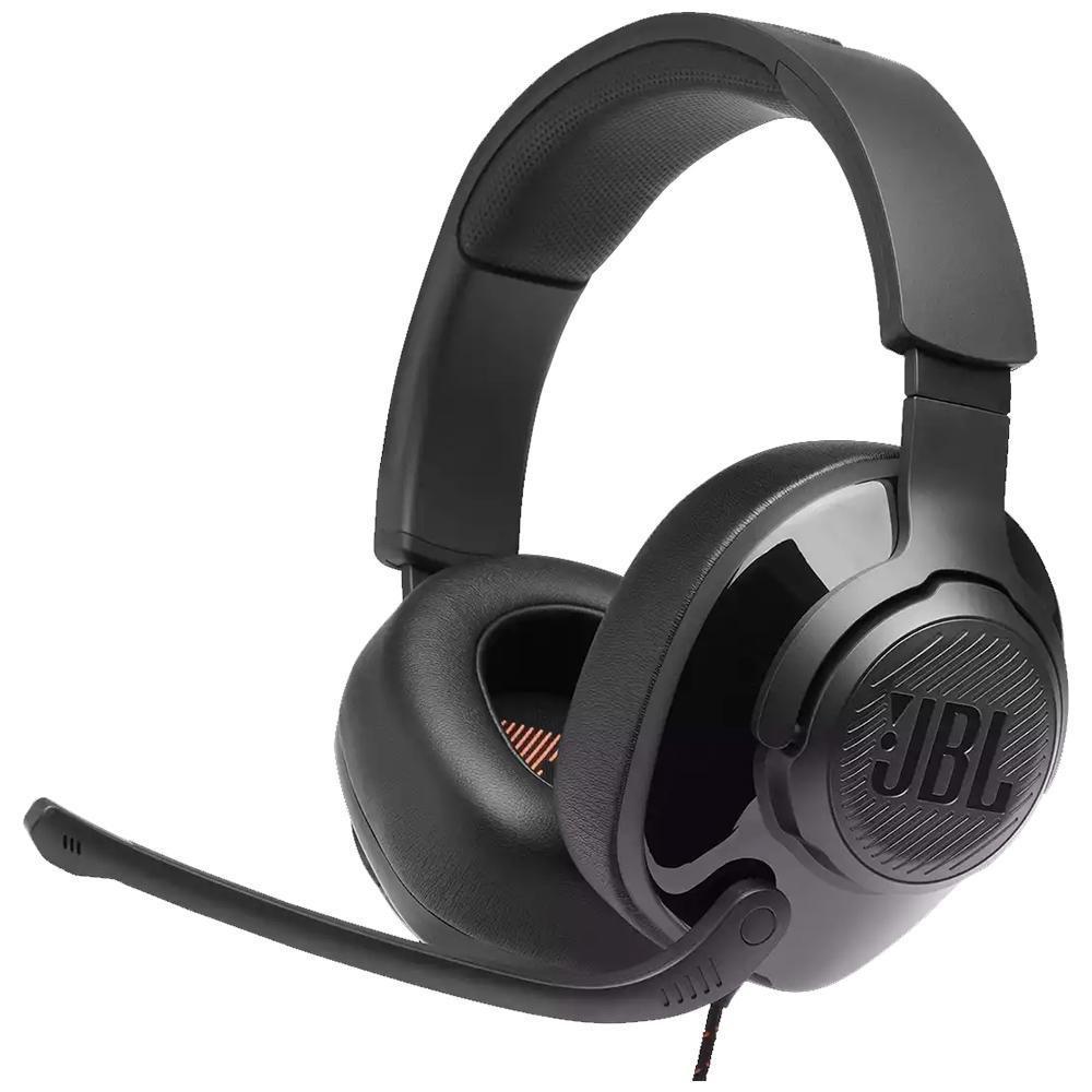 Headset Gamer Quantum 300 JBL Preto