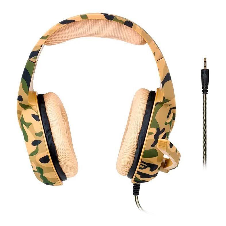 Headset Gamer Osborn Army P3 Warrior PH336 - Multilaser