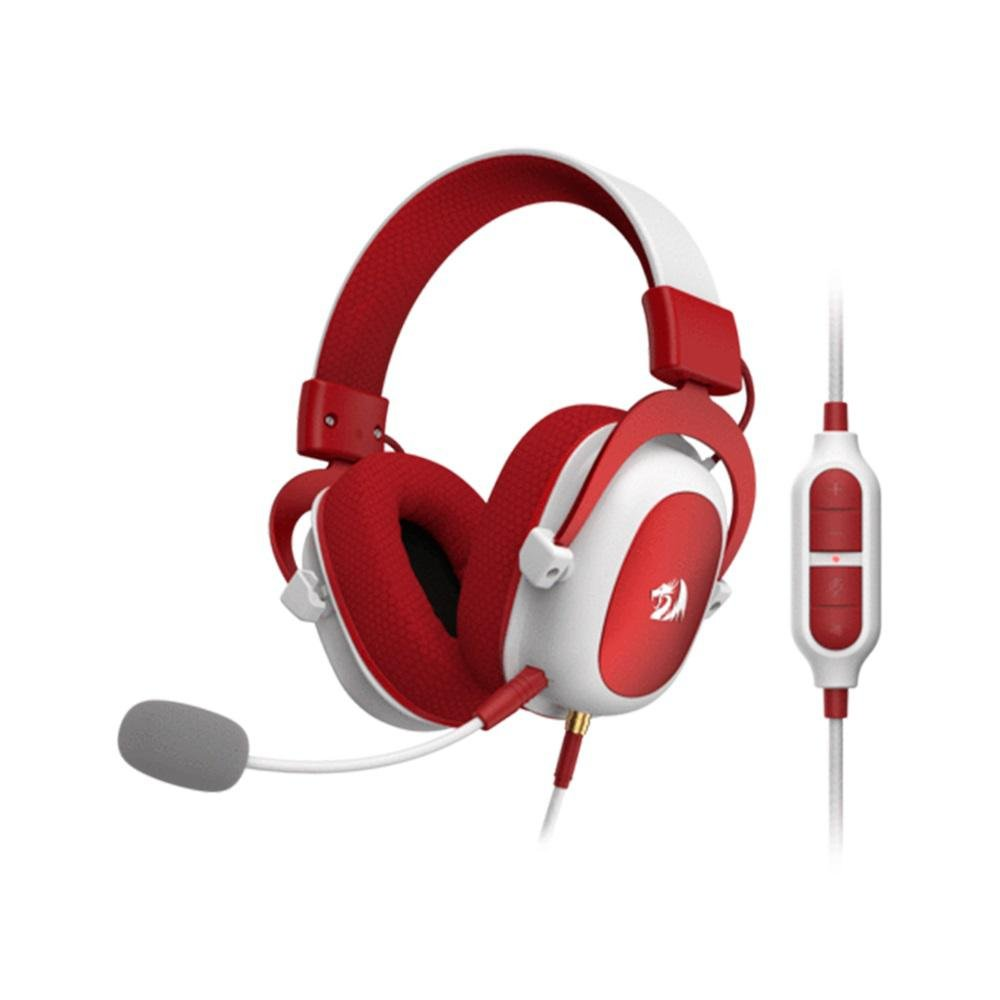 Headset Gamer Zeus 2 REDRAGON Christmas Edition 7.1 Surround