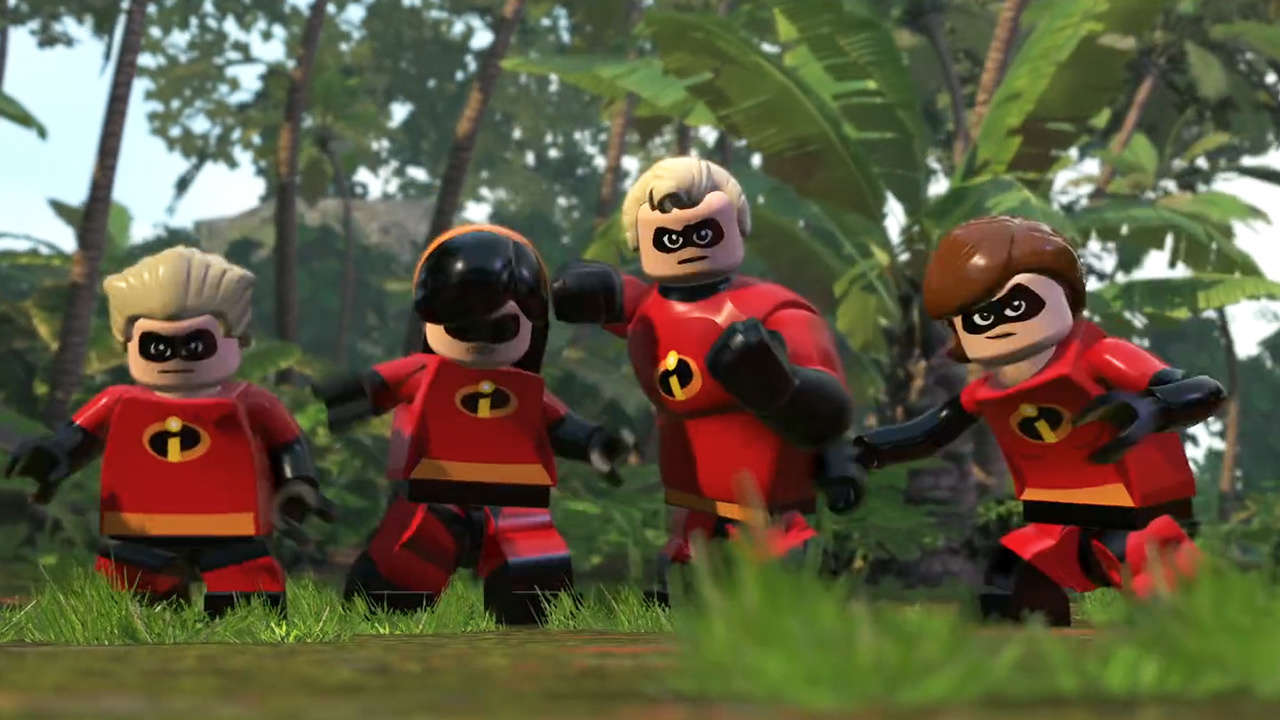 LEGO The Incredibles - Switch