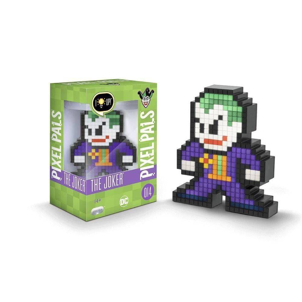 Luminária Pixel Pals - DC - The Joker 014 - PDP
