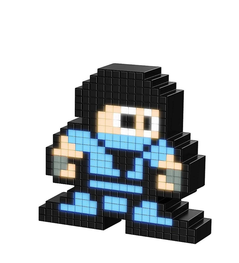 Luminária Pixel Pals - Mortal Kombat - Sub Zero 045 - PDP
