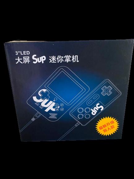 Mini Game Portatil 400 Jogos Internos SUP BOX COM CONTROLE