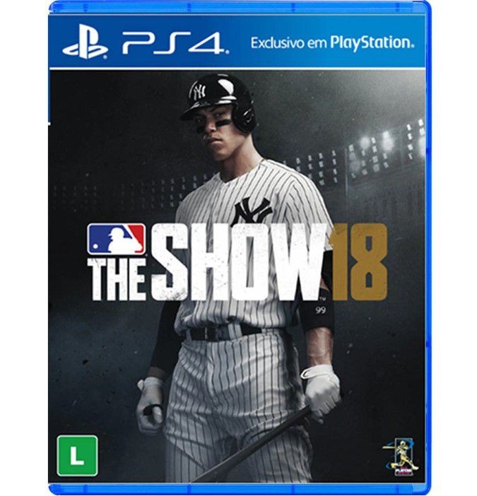 MLB: The Show 18 - PS4