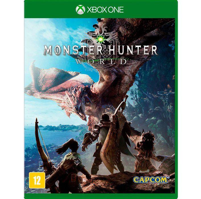 Monster Hunter: World - Xbox One