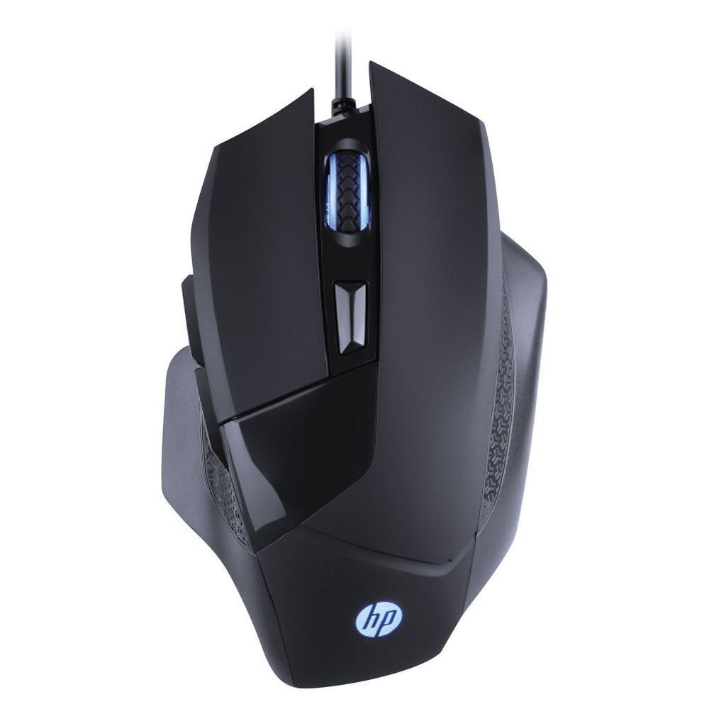 Mouse Gamer G200 HP Sensor Avago A3050 4000DPI