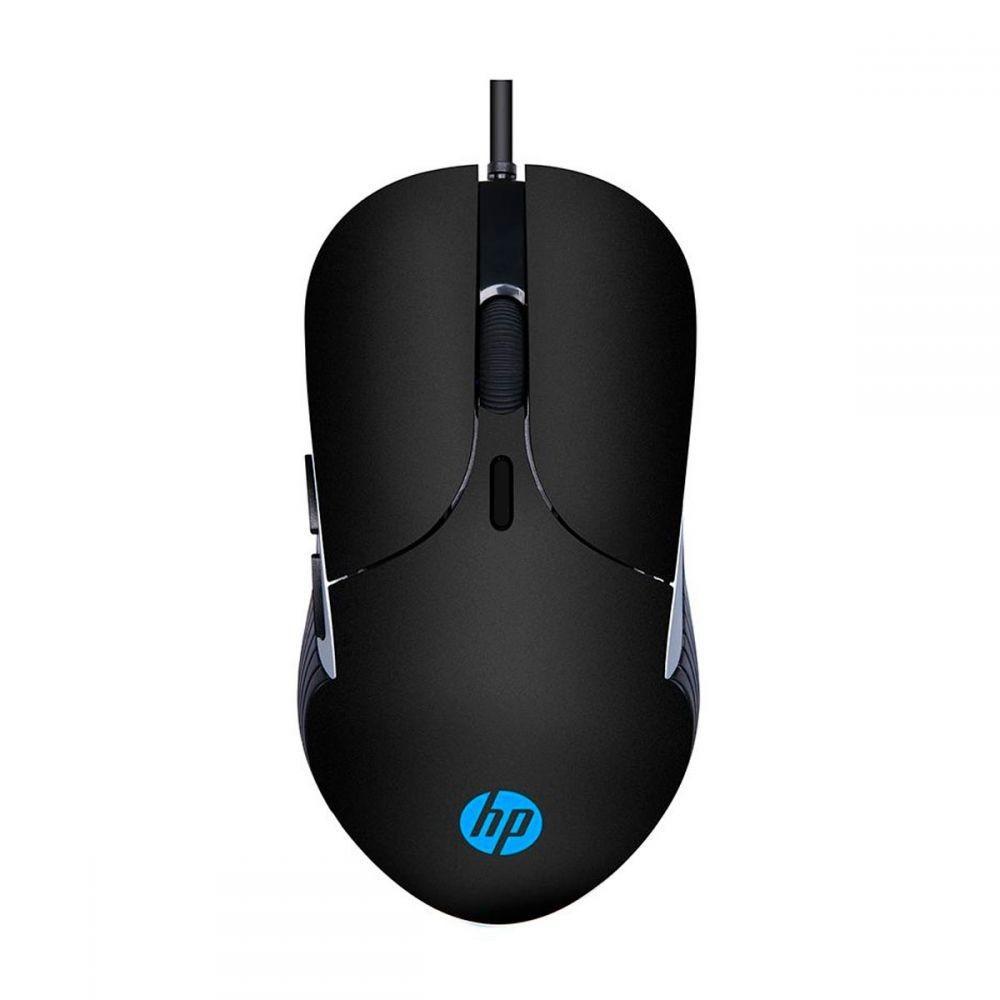 Mouse Gamer M280 HP 2400dpi RGB Preto