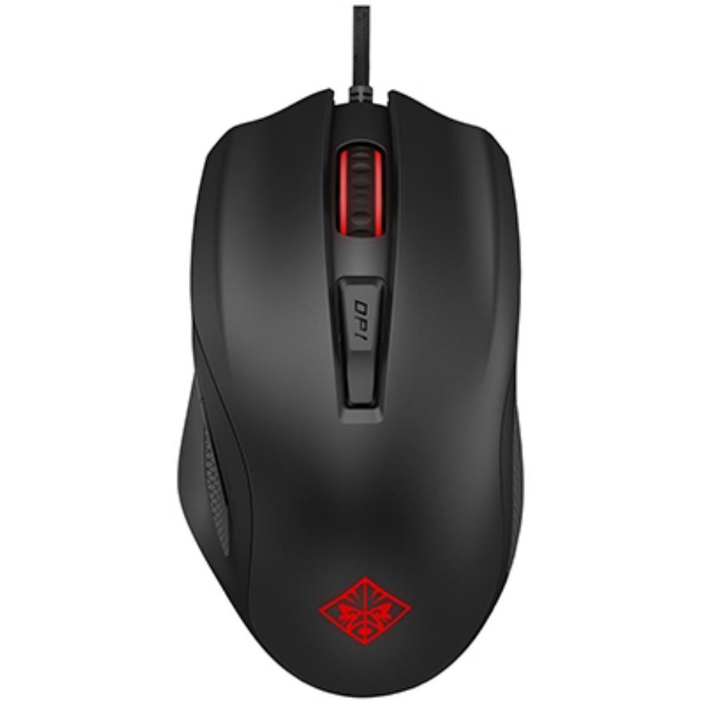 Mouse Gamer OMEN 600 HP USB 12000dpi Preto