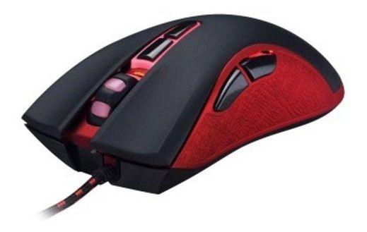 Mouse Gamer: Usb 2400dpi -  XFire Spider