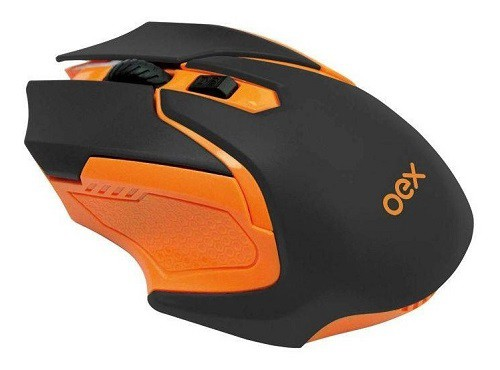 Mouse Gamer Wireless (Sem Fio) Hyper Ms307 2400dpi - Oex Game