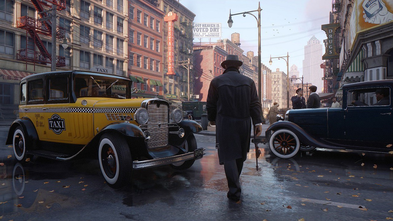 Mafia Definitive Edition - Xbox One
