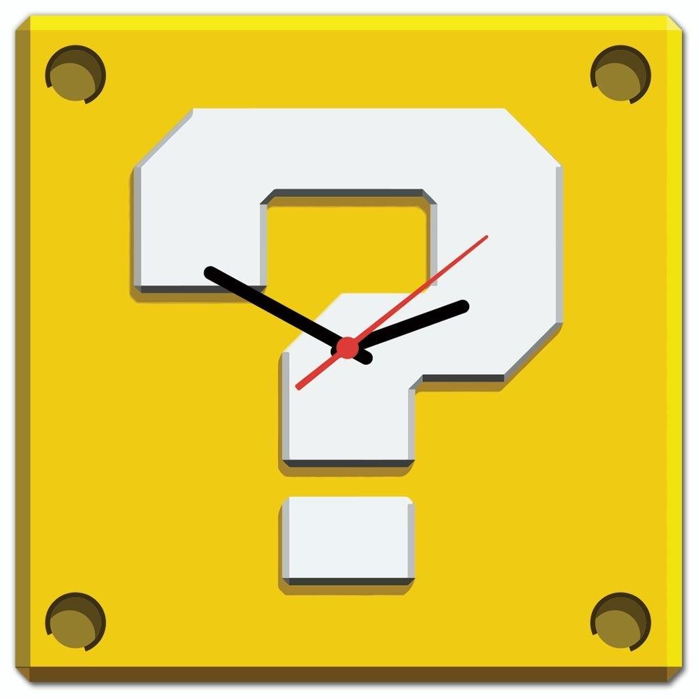Relógio de Parede INTERROGAÇÃO - Beek