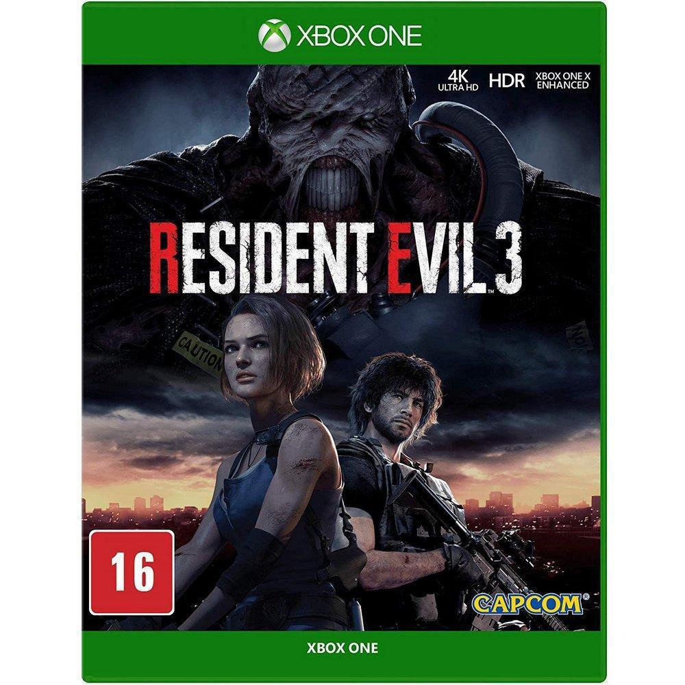 Resident Evil 3: Remake - Xbox One