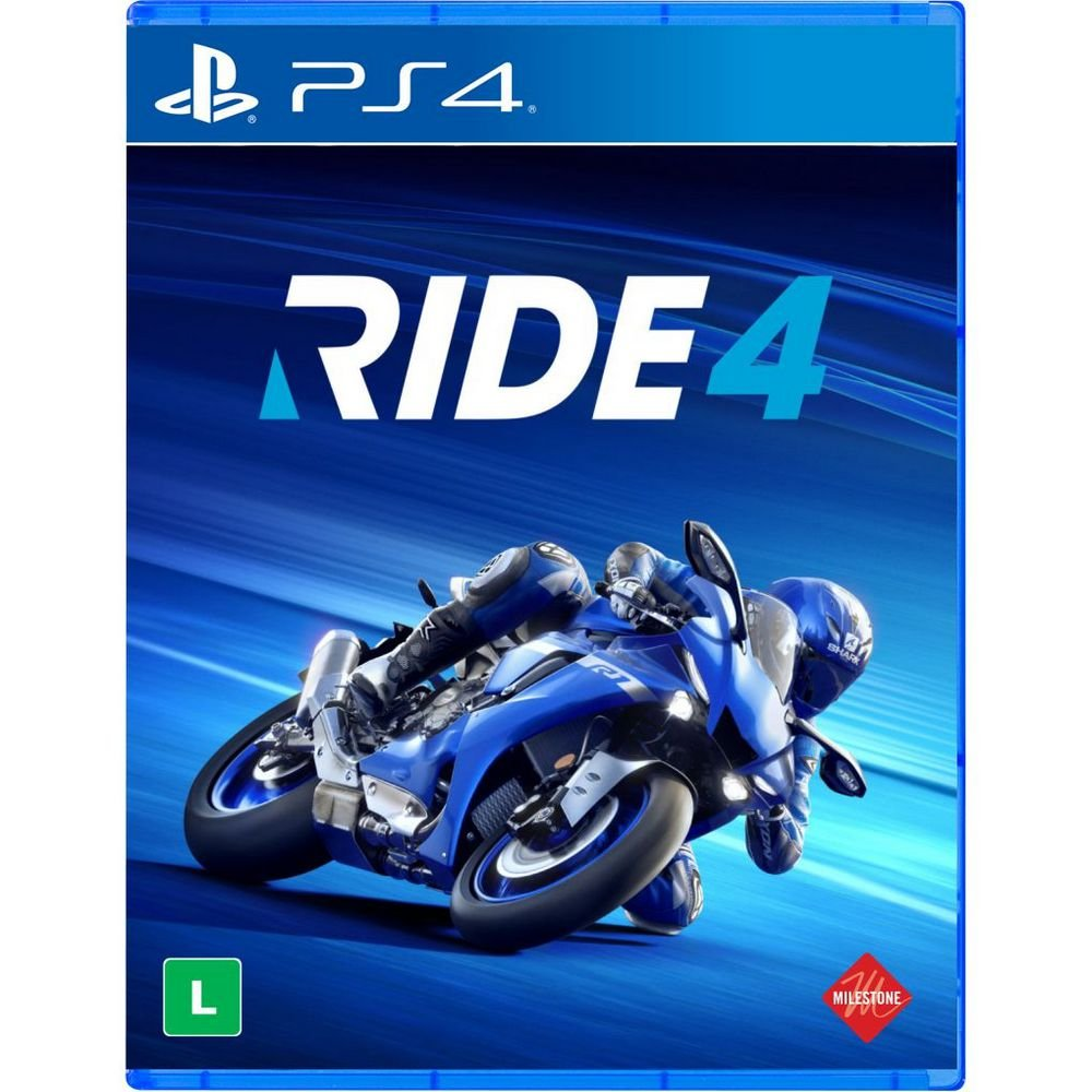 Ride 4 - PS4
