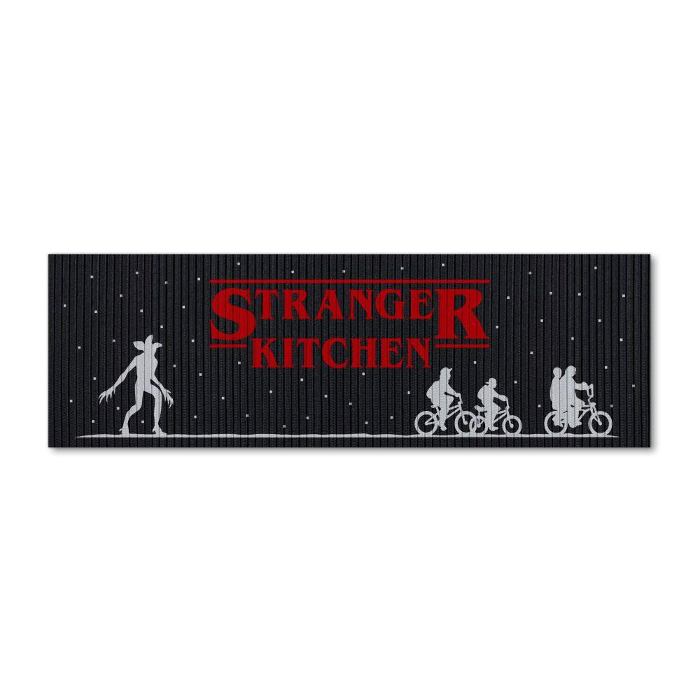 Tapete de Cozinha [Passadeira] Stranger Kitchen - Beek