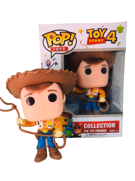 Toy Story 4 Collection: Woody