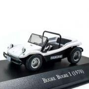 Miniatura Bugue Bugre I 1970 - escala 1/43 - Deagostini - 9574