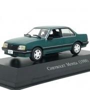 Miniatura Gm Monza 1988 modelo 4 Portas - escala 1/43 - Deagostini - 9646
