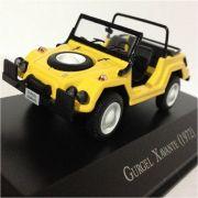 Miniatura Gurgel Xavante 1972 - escala 1/43 - Deagostini - 9573