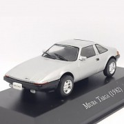 Miniatura Miura Targa 1982 - Deagostini - escala 1/43 - 9671