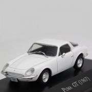 Miniatura Puma GT 1967 - Deagostini - escala 1/43 - 9662