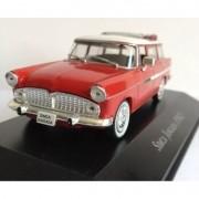 Miniatura Simca Jangada 1962 - Deagostini - Escala 1/43 - 9668