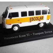 Miniatura VW Kombi T2 Escolar - (leia a descrição) - escala 1/43 - 9532_1