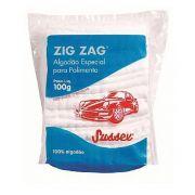 Algodão Para Polimento 100grs - Zig-Zag