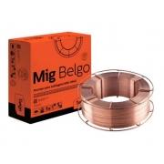 Arame de Solda MIG 1.0mm ER-70S6 - Belgo