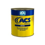 Base CM-007 Preto Intenso Poliester 1Litro ACS Evolution - PPG
