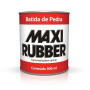 Batida de Pedra Emborrachamento Preto 900ml - MaxiRubber